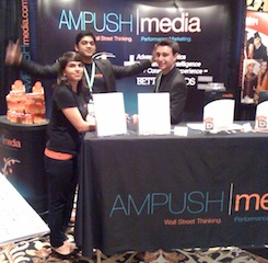 Ampush At LeadsCon 2010