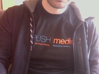 Ampush Media T-Shirt